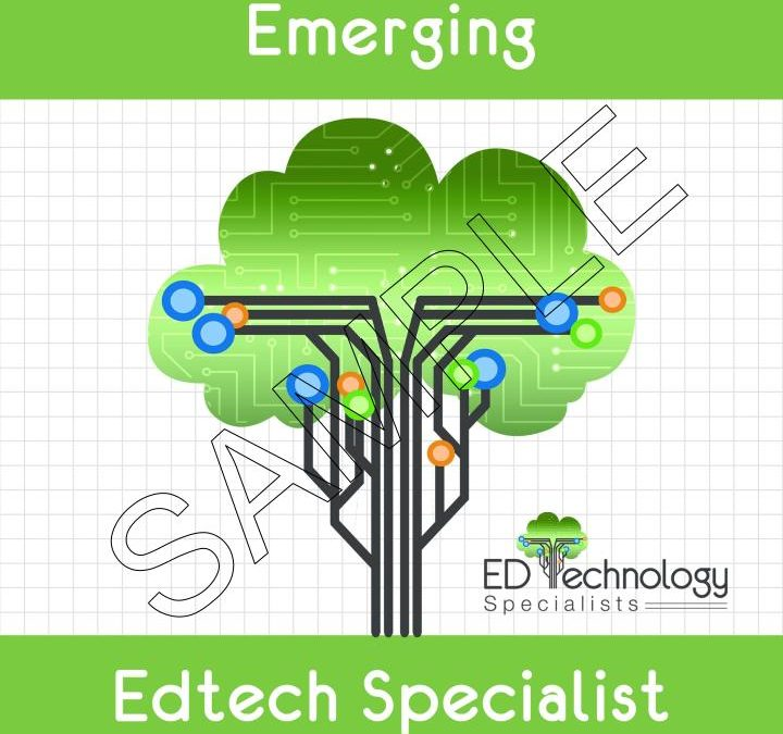 Earn Micro-Credentials With ED Technology Specialists